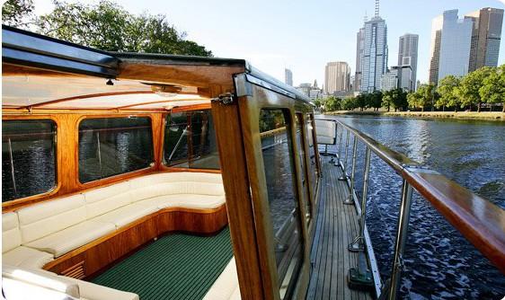An Indulgent Yarra Cruise
