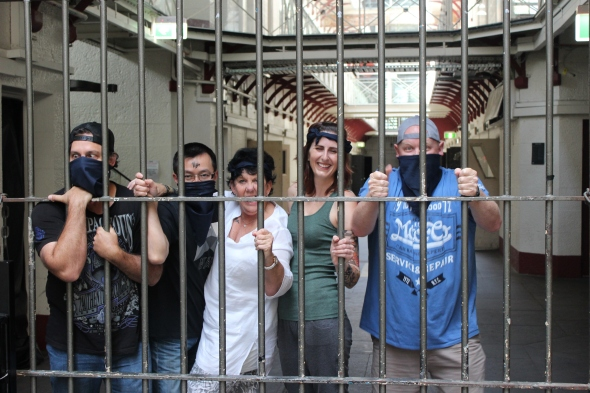 Pentridge Prison Break - Spotters Shade 04-12-2015 008