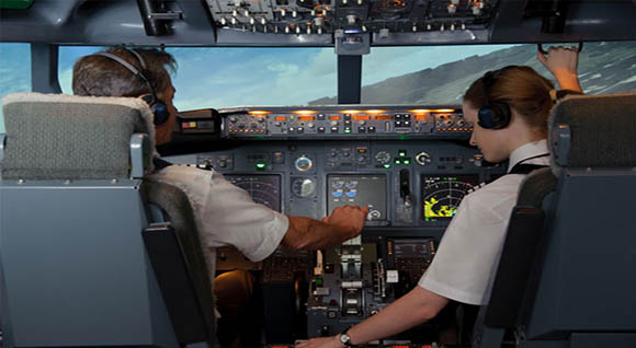 flight-simulator-template